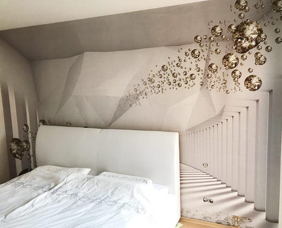 fototapete 3d optik maler hauser b hl angebot baden baden. Black Bedroom Furniture Sets. Home Design Ideas