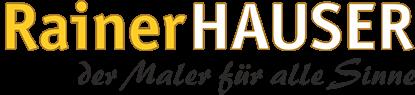 Maler Hauser Bühl / Baden Logo