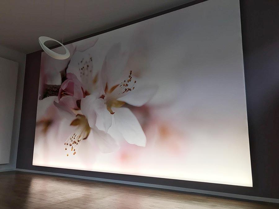 Descor-Wandbild-Hauser-Maler-Buehl