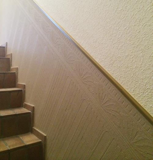 Treppenhausgestaltung eines Wohn- und Bürohaus - Maler Hauser Bühl ...